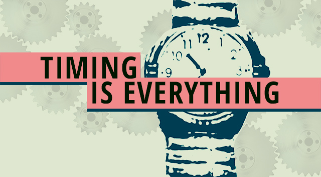 Timing is Everything: Plan and Schedule Your Marketing