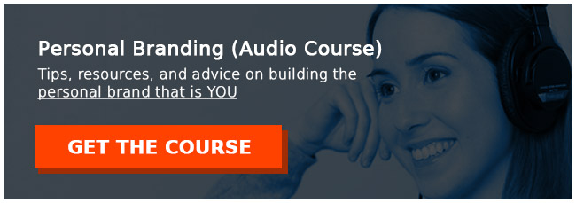 Get the Personal Branding Audio Course